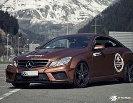 "Prior Design ""học tập"" AMG độ Mercedes-Benz"